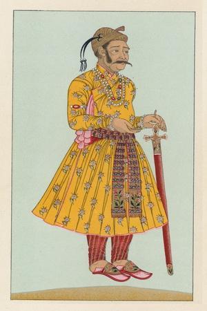 India Costume