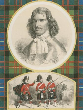 Sir Ewen Cameron of Locheil. The Seventy-Ninth, 'Or Cameron Highlanders.'