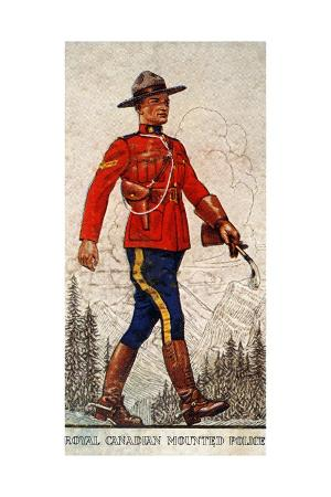 Royal Canadian Mounted Police, 1938
