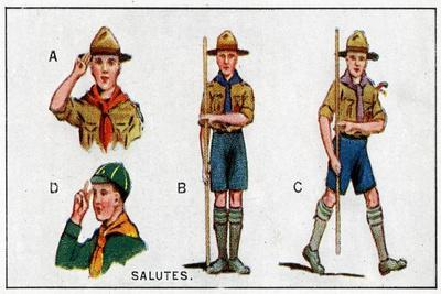 Scout Salutes, 1929