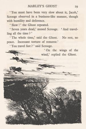 'The Air Was Filled with Phantoms', 1915
