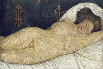 Reclining Female Nude, 1905-06