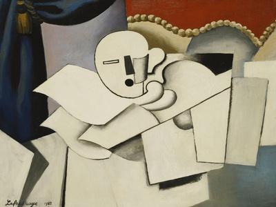 The Clown; Le Pierrot, 1922