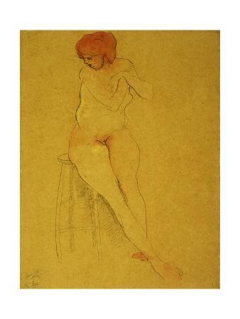 Seated Nude, 1912