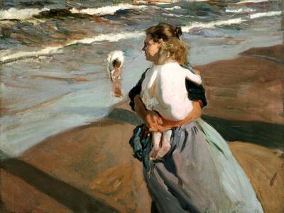 The Little Granddaughter, 1908