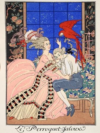 The Jealous Parrot, 1919