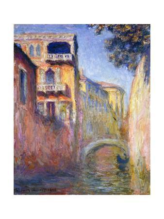Le Rio de La Salute, 1908