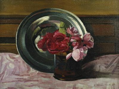 Still Life with Roses; Nature Morte Aux Roses, 1920