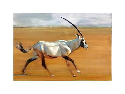 Galloping Oryx, 2010