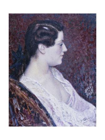 Femme Aux Seins Nus, 1907