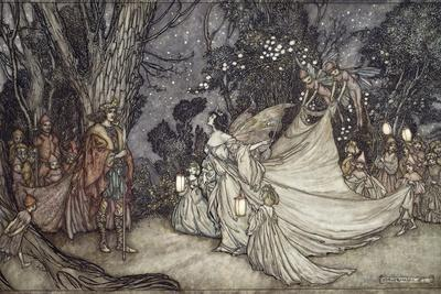 The Meeting of Oberon and Titania, 1908