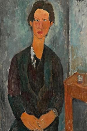 Chaim Soutine, 1917