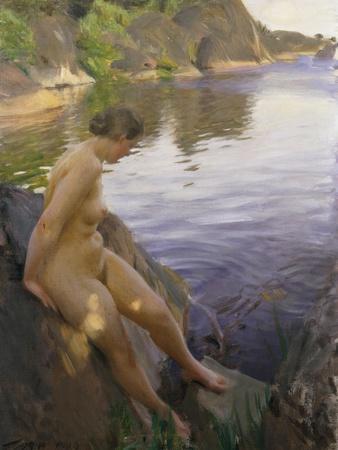 From Sandham; Fran Sandham, 1906