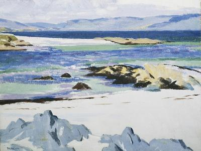 The Sound of Mull from Iona, c. 1932