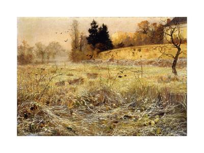 The Hoar Frost, c.1900