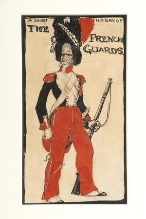 A Short History of the French Guards, 1917