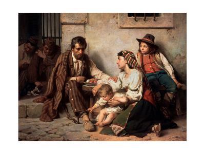 Family Visiting a Prisoner