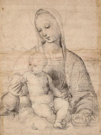 Madonna With the Pomegranate