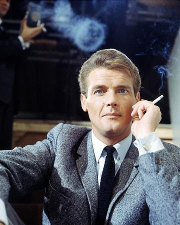 Roger Moore, The Saint (1962)