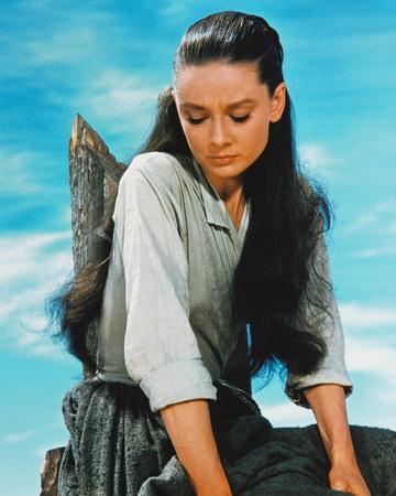 Audrey Hepburn, The Unforgiven (1960)