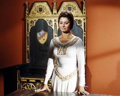 Sophia Loren, El Cid (1961)