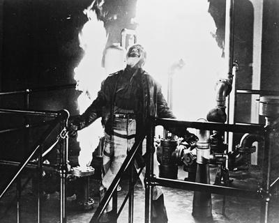 James Cagney, White Heat (1949)