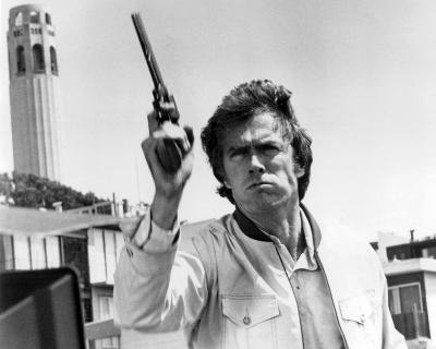 Clint Eastwood, The Enforcer (1976)