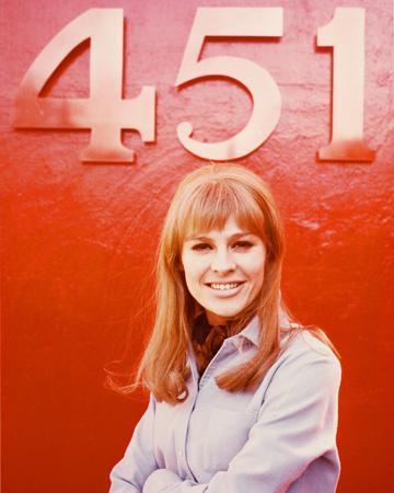 Julie Christie, Fahrenheit 451 (1966)