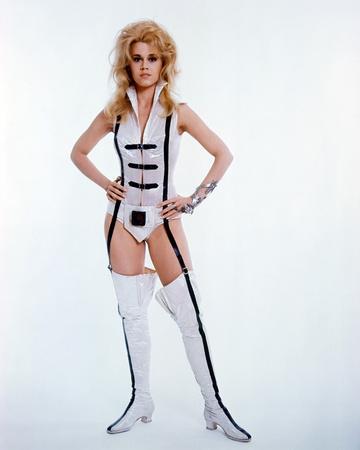 Jane Fonda, Barbarella (1968)