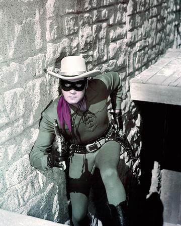 Clayton Moore, The Lone Ranger (1956)