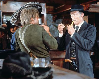Lee Van Cleef, Il buono, il brutto, il cattivo. (1966)