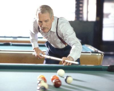 Paul Newman, The Color of Money (1986)
