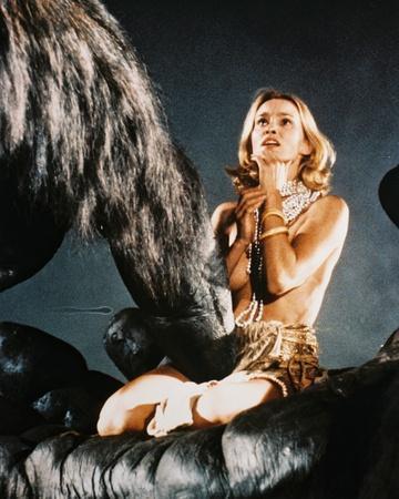 Jessica Lange, King Kong (1976)