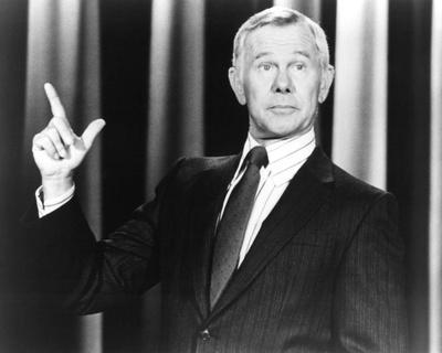 Johnny Carson, The Tonight Show Starring Johnny Carson (1962)