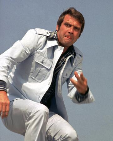 Lee Majors, The Six Million Dollar Man (1973)