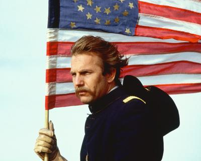 Kevin Costner, Dances with Wolves (1990)