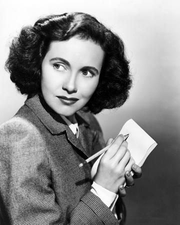 Teresa Wright, The Trouble with Women (1947)
