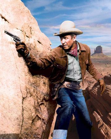 James Stewart, The Man from Laramie (1955)