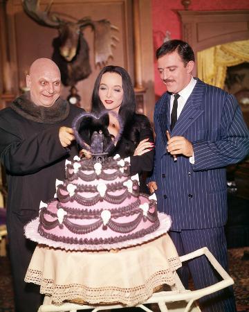 Carolyn Jones, The Addams Family (1964)