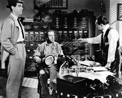 Fred MacMurray, Double Indemnity (1944)