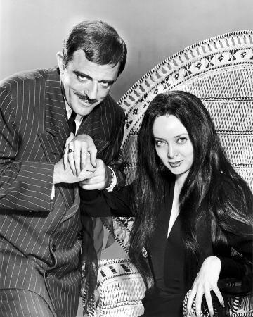 John Astin, The Addams Family (1964)