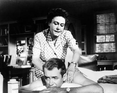 James Stewart, Rear Window (1954)