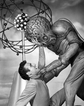 Rex Reason, This Island Earth (1955)
