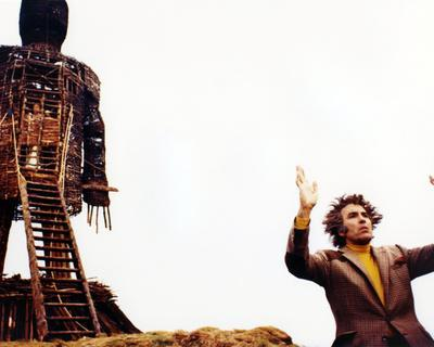 Christopher Lee, The Wicker Man (1973)