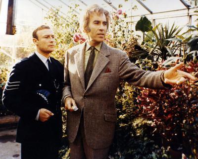 Edward Woodward, The Wicker Man (1973)