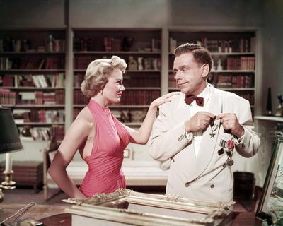 Sheree North, The Lieutenant Wore Skirts (1956)