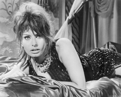 Sophia Loren, The Millionairess (1960)