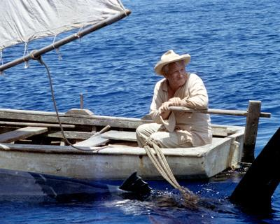 Spencer Tracy, The Old Man and the Sea (1958)