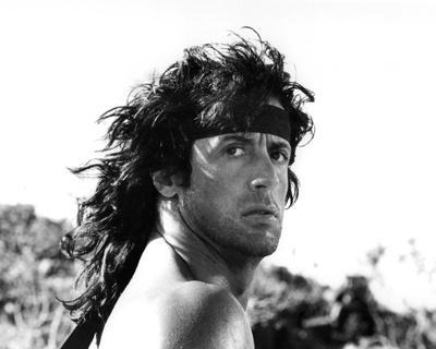 Sylvester Stallone, Rambo III (1989)
