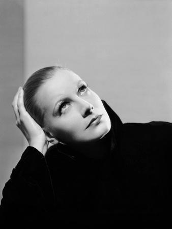 Greta Garbo Hollywood 1932